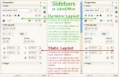 Sidebar Widget Layout
